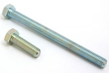 国産材料を使用したJISB1180六角ボルト